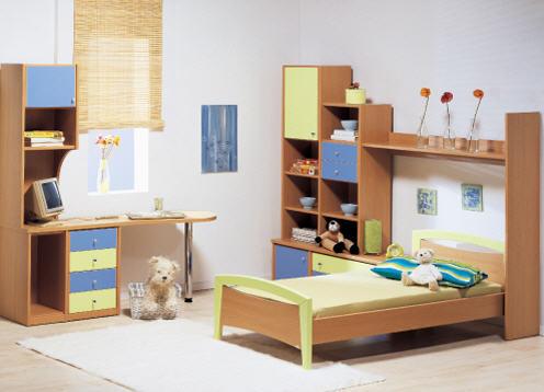 Ωραία παιδικά δωματιά άριστης ποιότητας