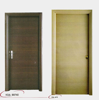 Αγορά Θωρακισμένες Πόρτες TITAN 14 ( FLAT - LAMINATE )