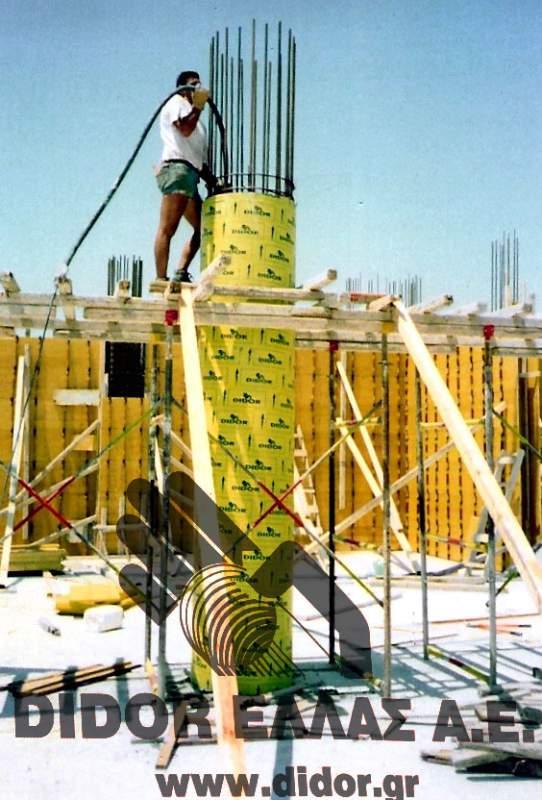 Αγορά Cylindrical Formworks for concrete