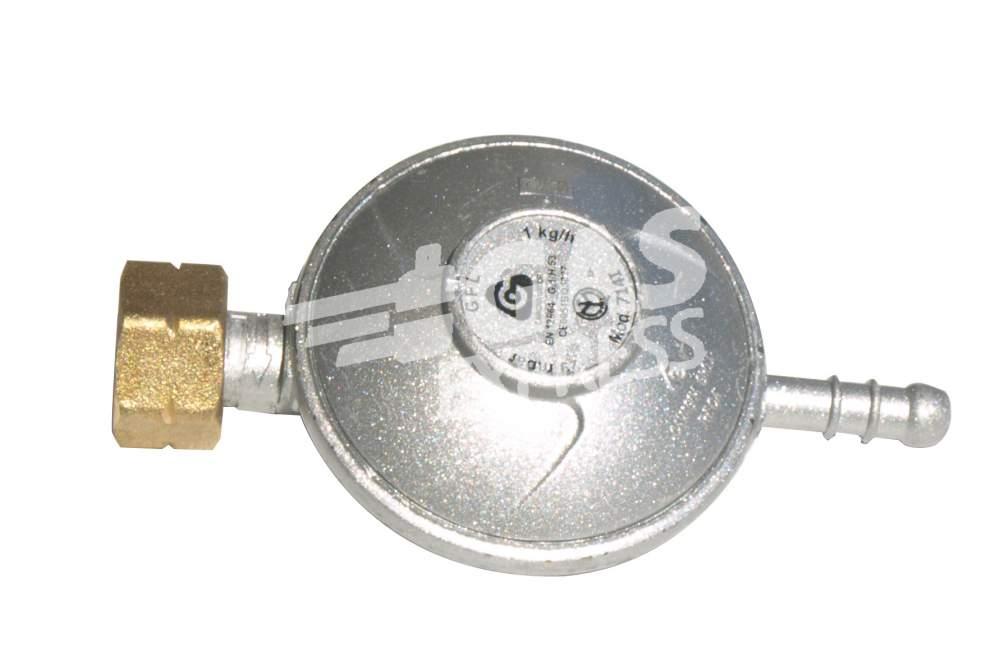 Ρυθμιστης χαμηλης πιεσης - 1,5 Kg/h 30mbar - (3 Kg/h 30mbar)