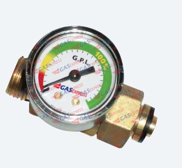 Μανομετρο, μετρητης πιεσης