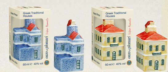Αγορά Ουζο / Ouzo Παραδοσιακά Σπίτια της Ελλάδος