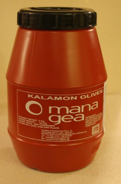 Αγορά Mana Gea Kalamon Olives, 2 kg