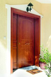 Αγορά Θωρακισμένες πόρτες από χάλυβα