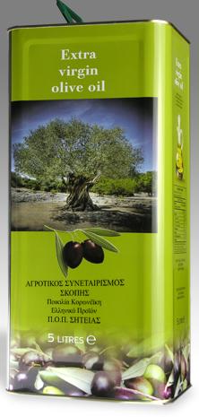 Αγορά Παρθένο ελαιόλαδο άριστης ποιότητας από ελληνικό παραγωγό