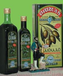 Αγορά Ελαιόλαδα Εν Ελλαδι και Ανατολη χωρις χοληστερόλη
