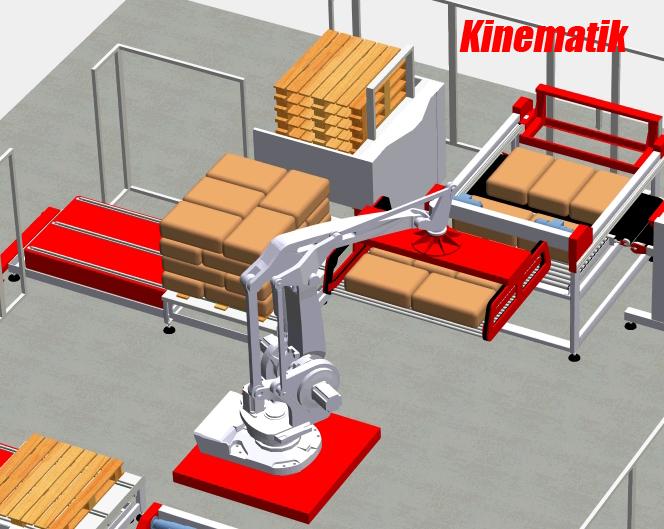 Αγορά Αρθρωτό Ρομπότ Παλετοποίησης