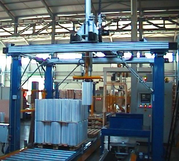 Αγορά Gantry Ρομπότ Παλετοποίησης
