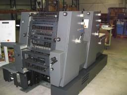 Αγορά Εκτυπωτικές μηχανές Heidelberg Printmaster GTO 52-2-P