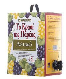 Αγορά Επιτραπέζιο κρασί (λευκό, κόκκινο, ρόζε, κοκκινέλι, ρετσίνα)