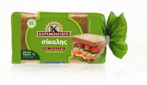 Αγορά Ψωμί για τόστ ς με προζύμι