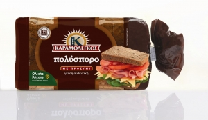 Αγορά Ψωμί για τόστ Καραμολέγκος με προζύμι
