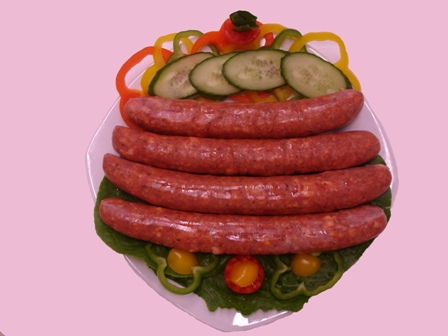 Αγορά Λουκάνικο Γραβιέρας από 100% χοιρινό κρέας