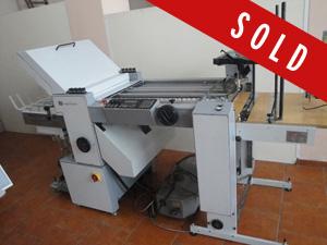 Αγορά Διπλωτικές μηχανές MB CAS 524