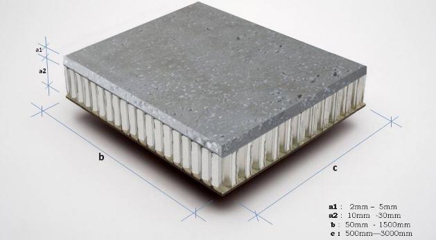 Αγορά Beton Honeycomb Panel