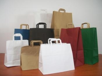 Αγορά Οικολογικες Χαρτινες Τσαντες