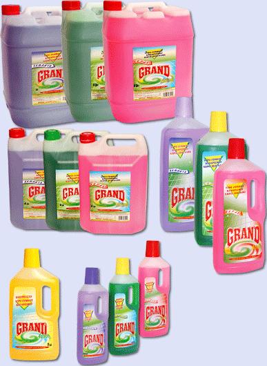 Αγορά Υγρά γενικού καθαρισμού GRAND ACTION