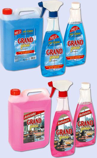 Αγορά Υγρά καθαριστικά για τζάμια GRAND