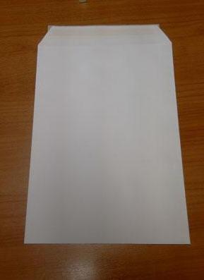 Αγορά Φάκελοι 23X32εκ Λευκο Αυτοκολητο