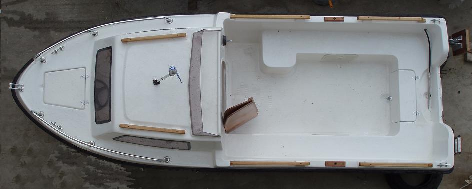 Αγορά Mak Marine Boats (Mak 455 S)