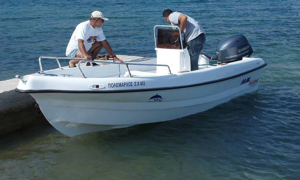 Αγορά Ηellenic boats, βαρκες, σκαφη, Mak Marine Boats (Mak 455 DPA)