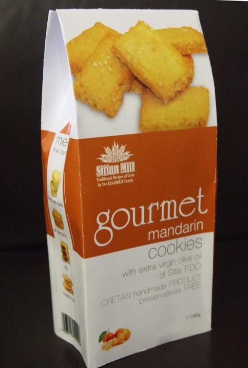 Αγορά Gourmet coockies MANDARIN (Biscuit)