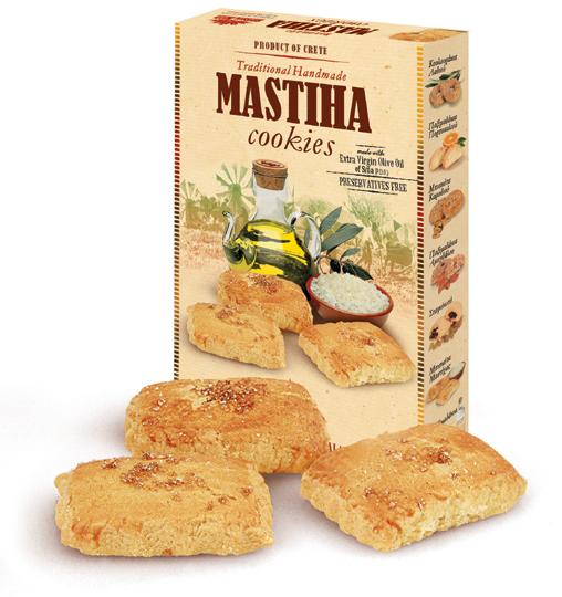 Αγορά Sitian Mill Cookies Mastiha (Cookies)