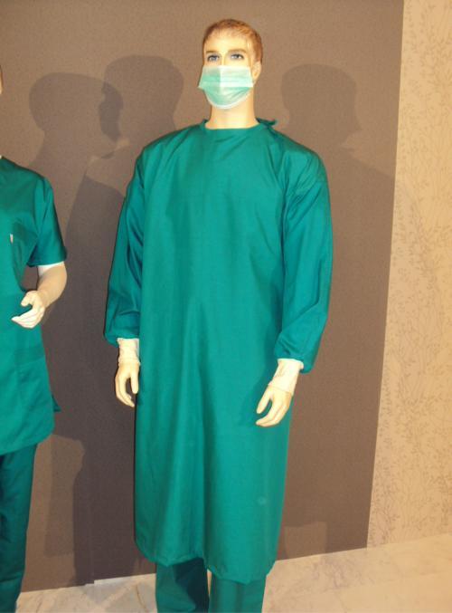 Αγορά Ποδιά χειρουργείου (μανδύας) κωδ.10-20.Μ