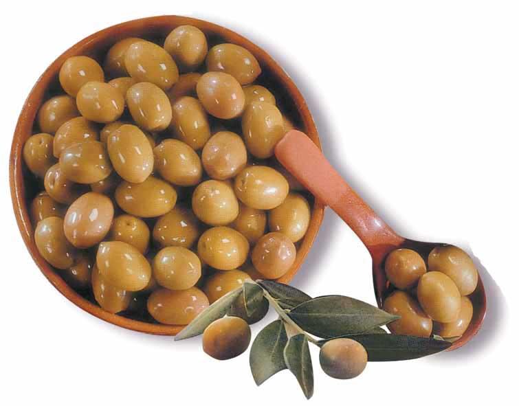 Αγορά Ελιές πράσινες χαλκιδικής