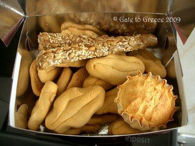 Αγορά Κουλούρια, κριτσίνια, μπισκότα, βουτήματα