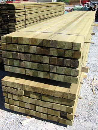 Αγορά Eμποτισμένη ξυλεία για κάθε κατασκευή