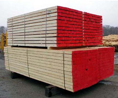 Αγορά Oικοδομική ξυλεία από Σουηδία, Φιλανδία, Ρωσία, Γερμανία και Αυστρία.