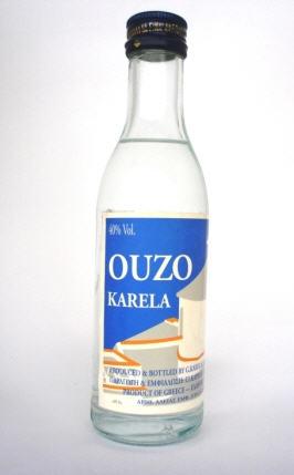 Αγορά Ouzo Karela 40% Vol.