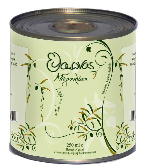 Ελαιόλαδο Extra Virgin Olive Oil