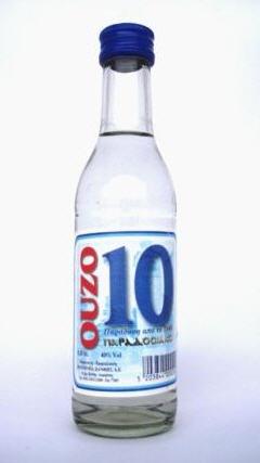 Αγορά Ουζο 10 40% Vol.