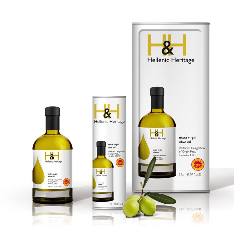 Αγορά Organic Olive Oil H&H