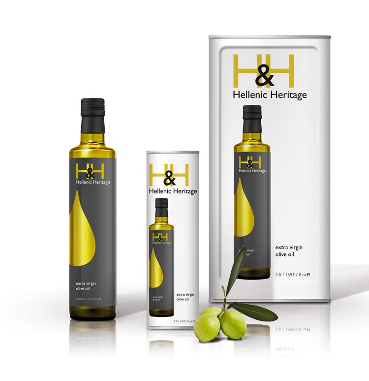Αγορά Extra Virgin Olive Oil H&H