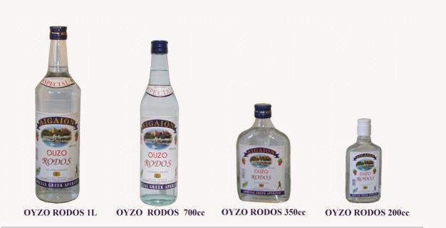 Αγορά Ούζο 38% vol με πλούσιο σε άρωμα και γεύση