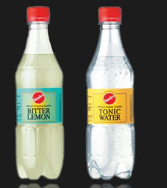 Αγορά Μη αλκοολούχο βοτανικό ποτό Sinalco Bitter Lemon και Sinalco Tonic Water