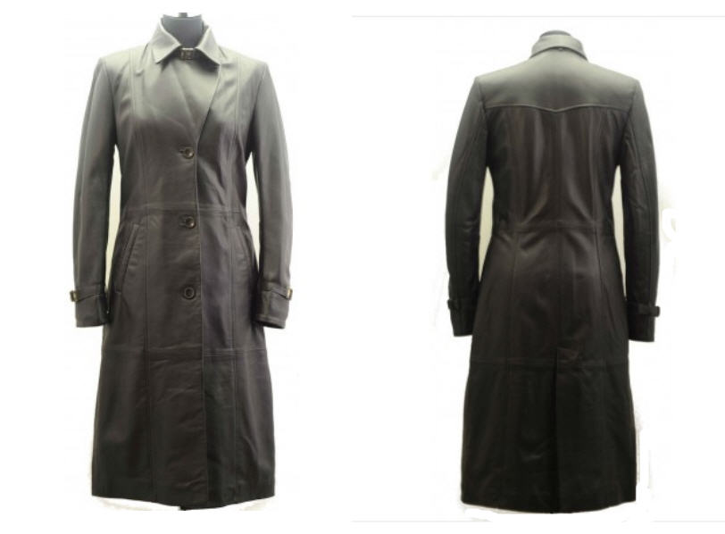 Αγορά Women Leather Coat