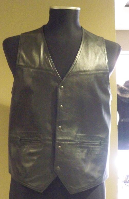 Αγορά Mens Leather Vest