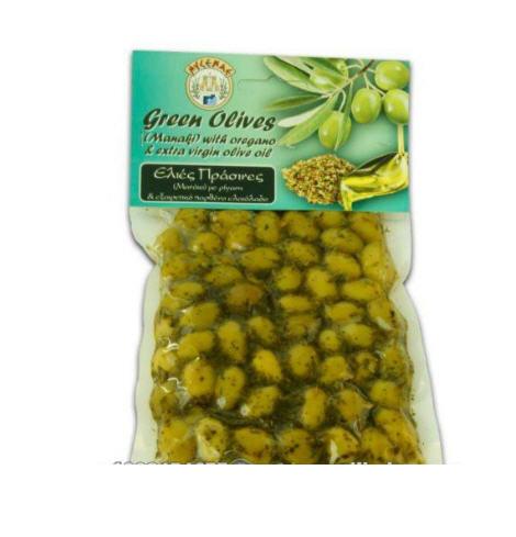 """Αγορά Green olives with oregano ''Manaki"""" from Greece"""