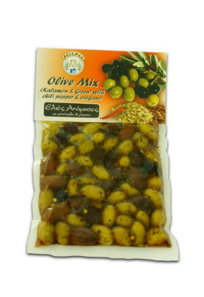 Αγορά Green olives with chilli pepper and oregano