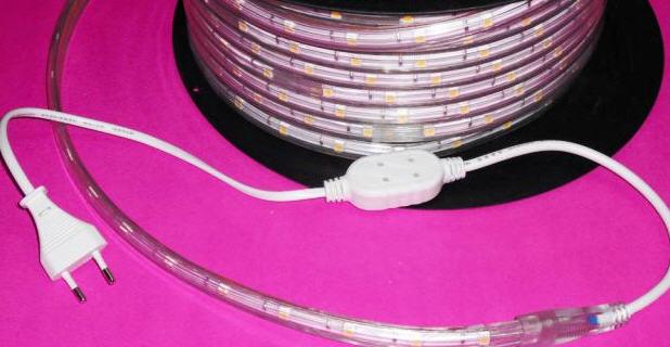 Αγορά Εύκαμπτη αδιάβροχη ταινία LEDs εσωτερικού και εξωτερικού χώρου