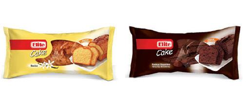 Αγορά Elite Κέικ Βανίλια, Elite Κέικ Κακάο με Κομματάκια Βέλγικης Σοκολάτας, Elite Κέικ Βανίλια με Κακάο
