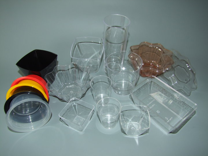 Clear plastic Northplast