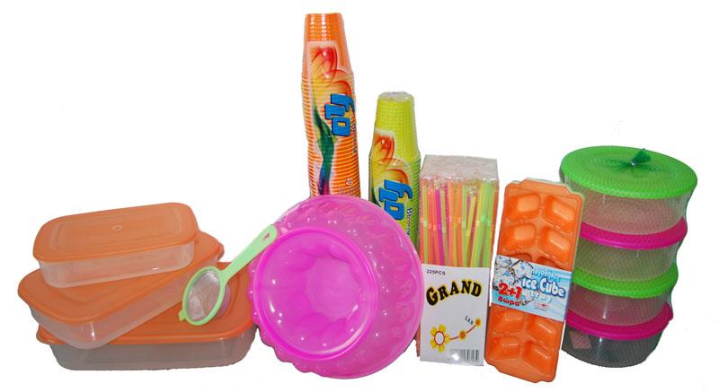 Αγορά Διαφορά πλαστικά είδη
