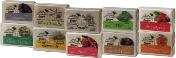 Αγορά Σαπούνι Ελιάς σε συσκευασίες των 125 gr