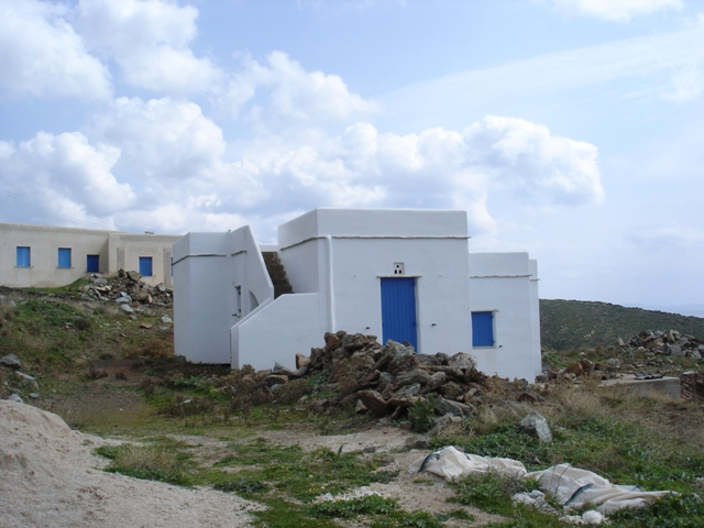 Αγορά Detached house for sale in Tinos, Greece, with spectacular sea view