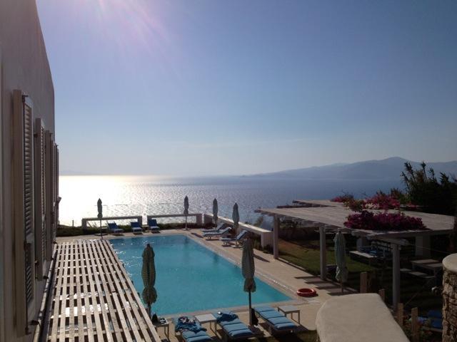Αγορά Luxury villa for sale in Mykonos ,Greece with excellent sea view